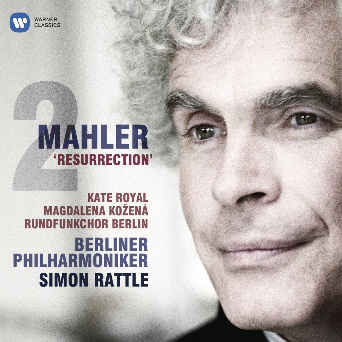CD : Simon Rattle - Symphony No 2 In C Minor Resurrection (2PC)