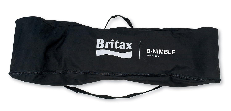 Black Britax B-Ready and B-Scene Boot Cover
