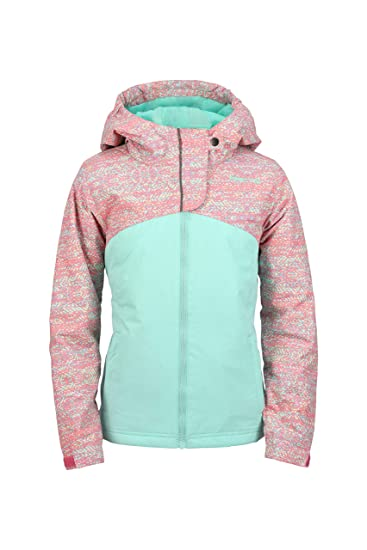 46de528f8 Amazon.com: Arctix Girl's Suncatcher Insulated Winter Jacket: Clothing