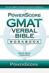 The PowerScore GMAT Verbal Bible Workbook Perfect Paperback