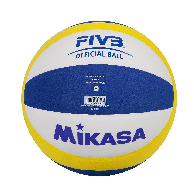 52eab83b50443 Mikasa Vsv300m Sand Classic - Pelota para volley playa  Amazon.es  Deportes  y aire libre