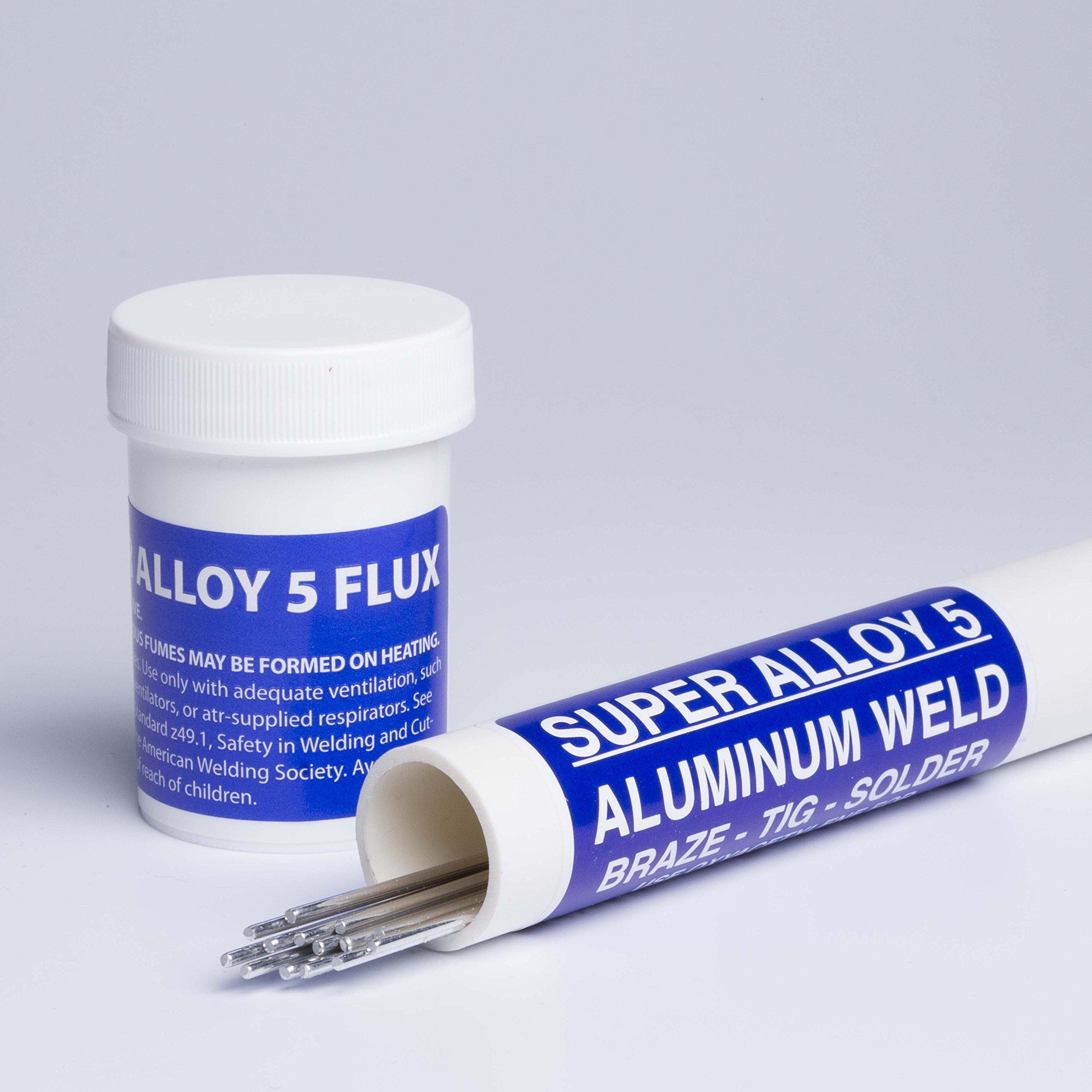 Muggy Weld Super Alloy 5 Starter Kit 1/16''
