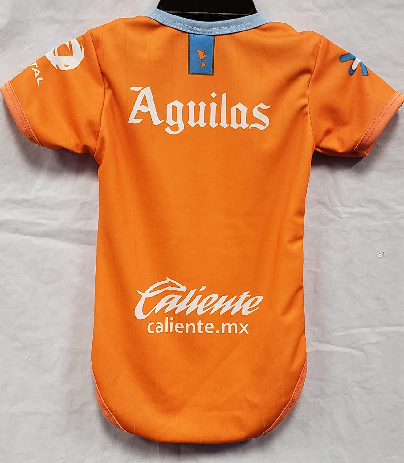 f27fa044048 Club Deportivo Aguilas del America Generic Infant Toddler Size S (0-5 Months)    Sports   Outdoors