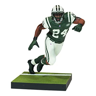 McFarlane Toys NFL Series 37 Darrelle Revis Action Figure: Toys & Games