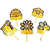 Honey Bee Themed Tambola Tickets Made by Smriti Singhania (15pc Set) Ideal for Parties and Babyshower