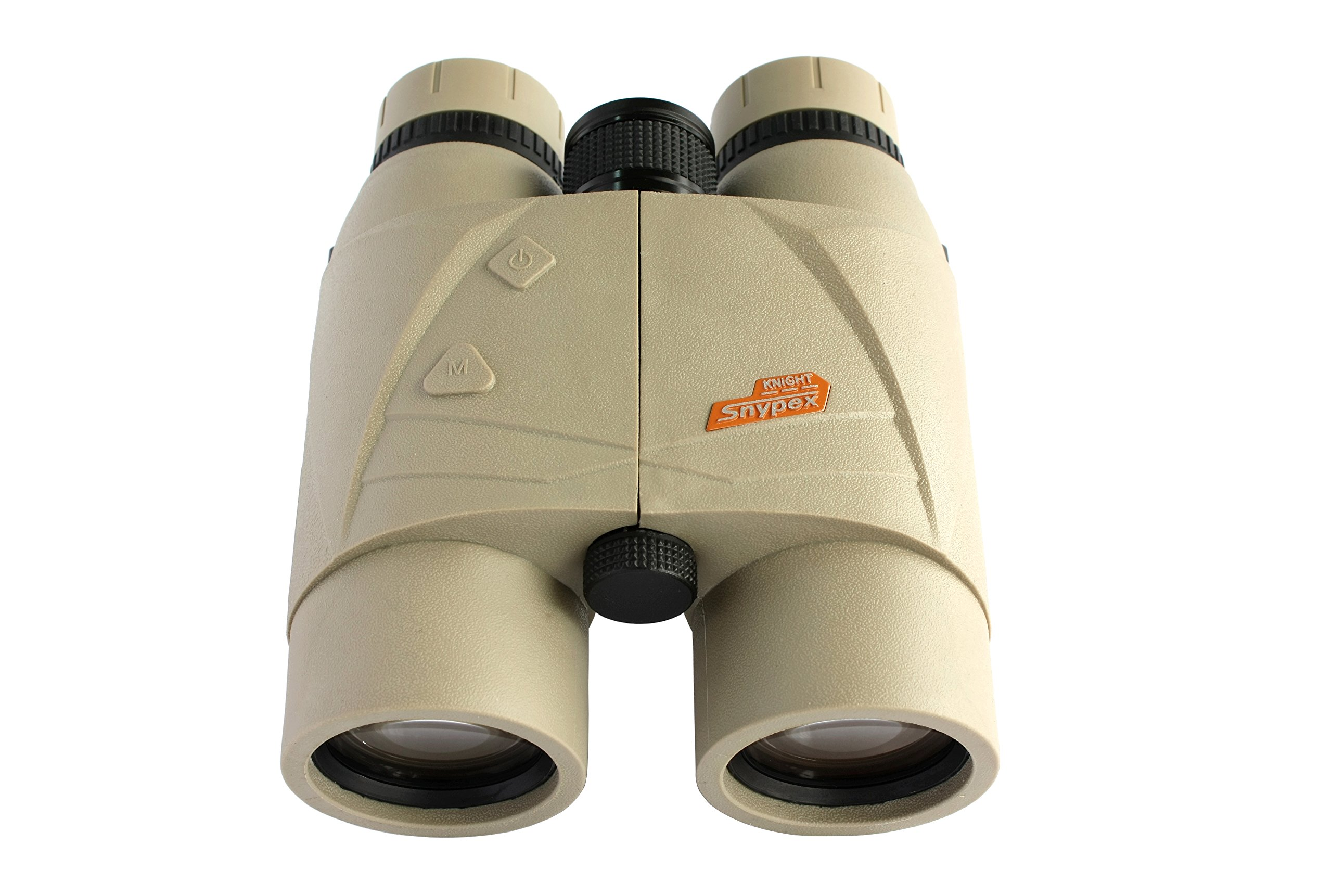 snypex Arm Yourself with The New Knight LRF1800 8x42 Precision Tactical 1.2 Miles Laser Rangefinder Binoculars, Crime Fighting Eyes for Cops by snypex