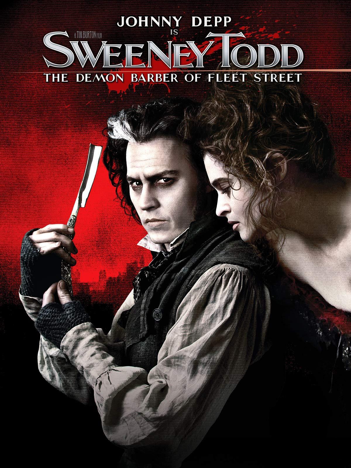 Watch Sweeney Todd The Demon Barber Of Fleet Street Prime Video