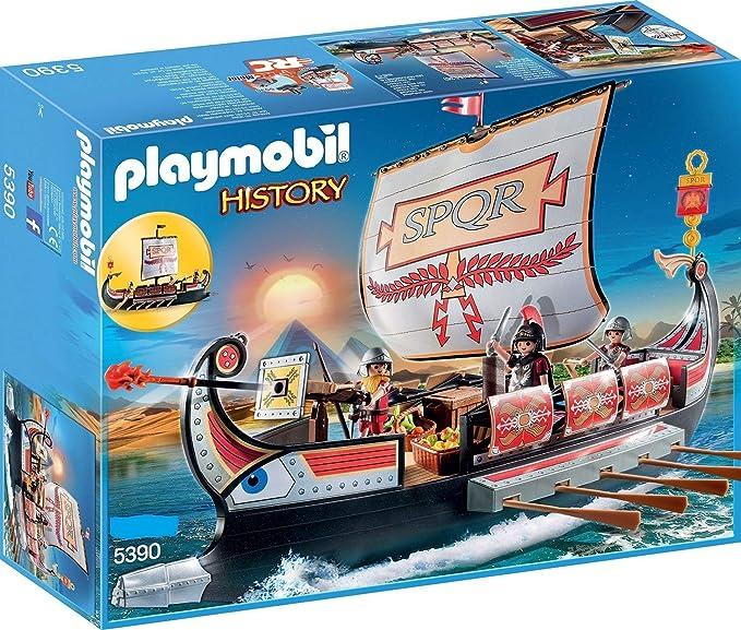 PLAYMOBIL® Roman Warriors' Ship