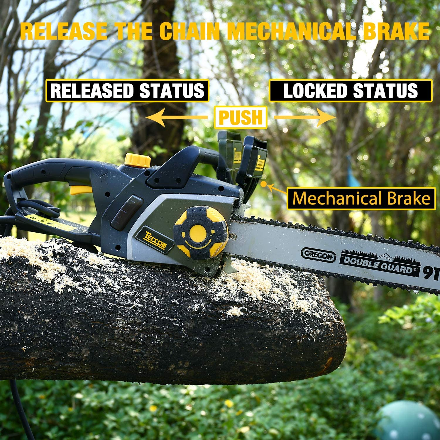 TECCPO TACS01G Chainsaws product image 3