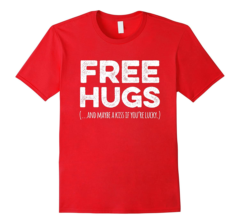671a20dc0 FREE HUGS T-Shirt - Funny Free Hugs Shirt-ANZ ⋆ Anztshirt
