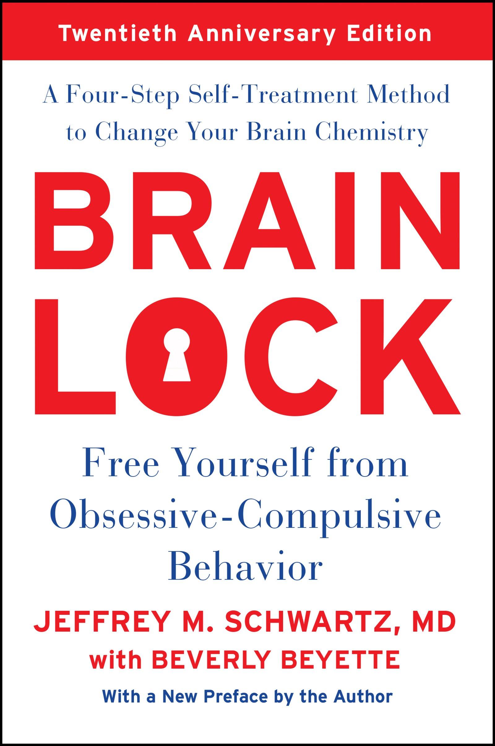 Brain Lock Yourself Obsessive Compulsive Behavior product image