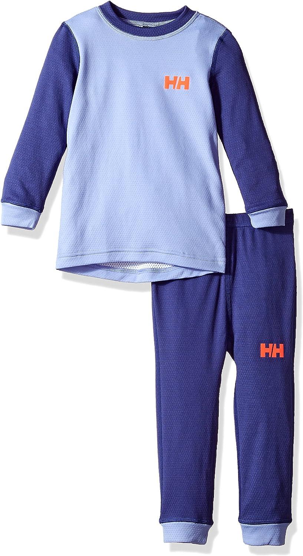 Helly Hansen K HH LIFA Active Set - Chándal, Unisex niños, Morado ...