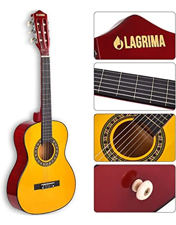 LAGRIMA Acoustic Guitar-34