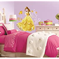 RoomMates Disney - Princess Belle Peel and Stick Giant Wall Decals