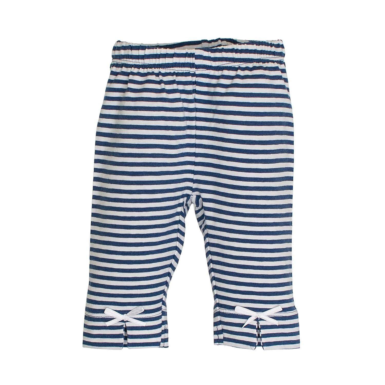 SALT AND PEPPER Baby-M/ädchen B Capri Summer Stripe Leggings