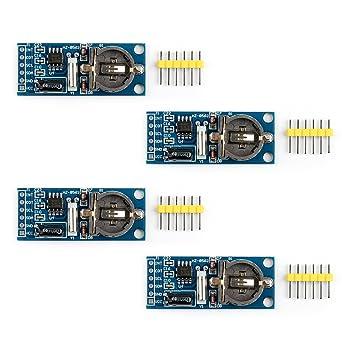 Areyourshop PCF8563T RTC Tiempo real Módulo de reloj para ...