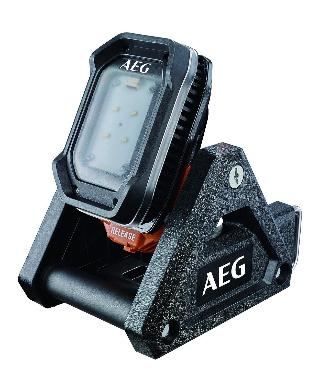 BFL18X-0 AEG BFL18X-0 Projecteur LED sans fil 12 V avec variateur dintensit/é 1200 lm T/ête amovible sans batterie