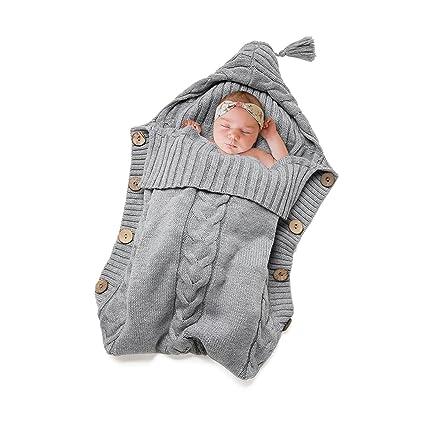 Truedays Manta para Bebé Saco de Dormir Bolso de Dormir para ...