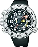 Citizen Watch Promaster Aqualand 200m-diver's Eco-drive Bn2021-03e Men's