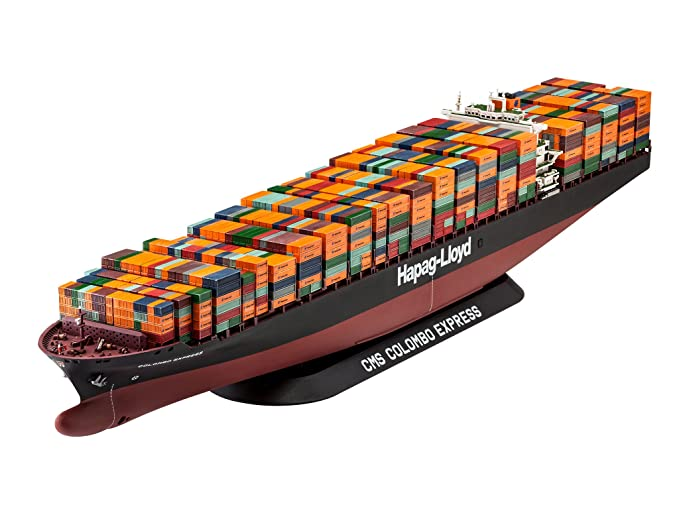 Revell Germany Container Ship Colombo Express Model Kit Model Building Kit