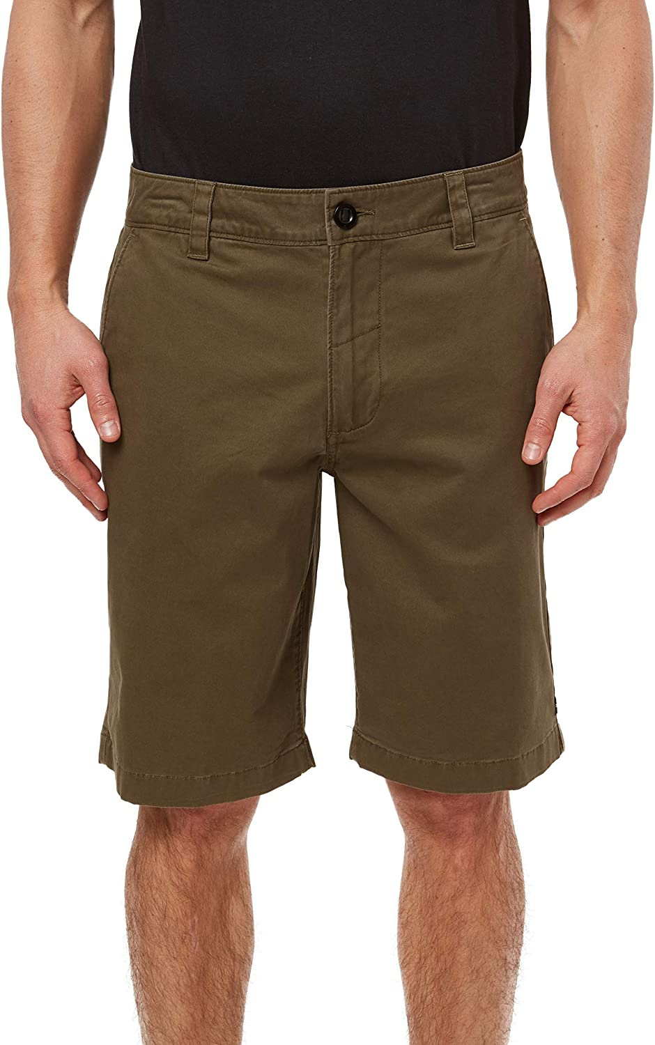 ONEILL Mens Hyperfreak Scallop with Back Pocket Stretch Boardshort
