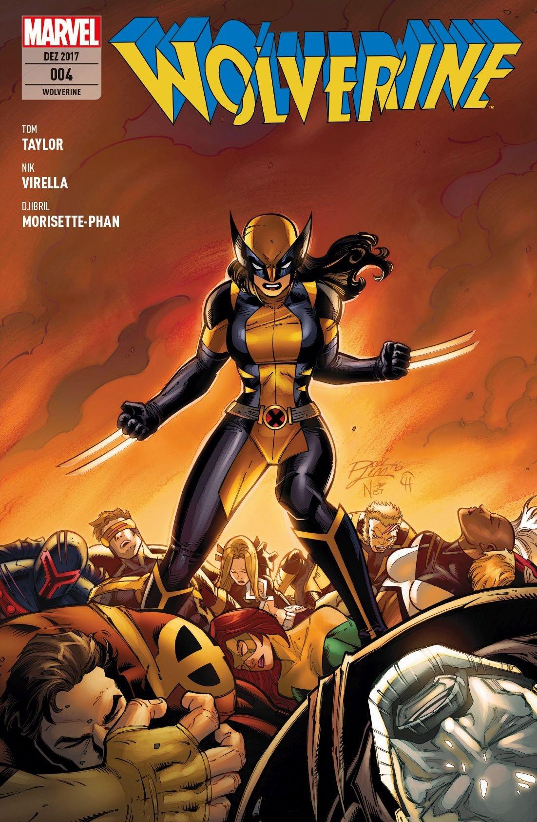 Wolverine: Bd. 4 (2. Serie): Der Tag der Abrechnung