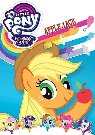amazon com my little pony friendship is magic applejack various
