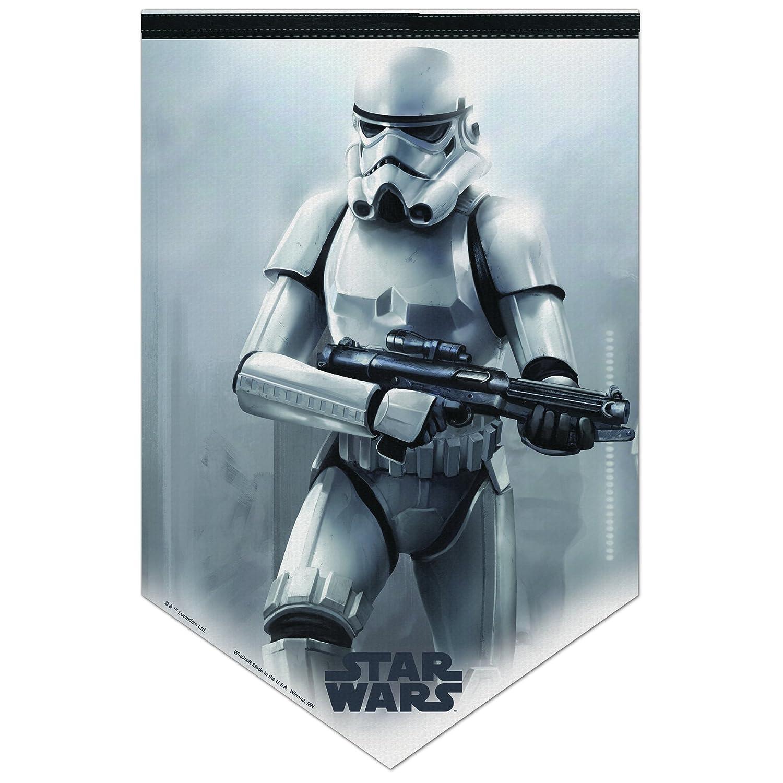 WinCraft 64252126 Star Wars Premium Banner 17 x 26