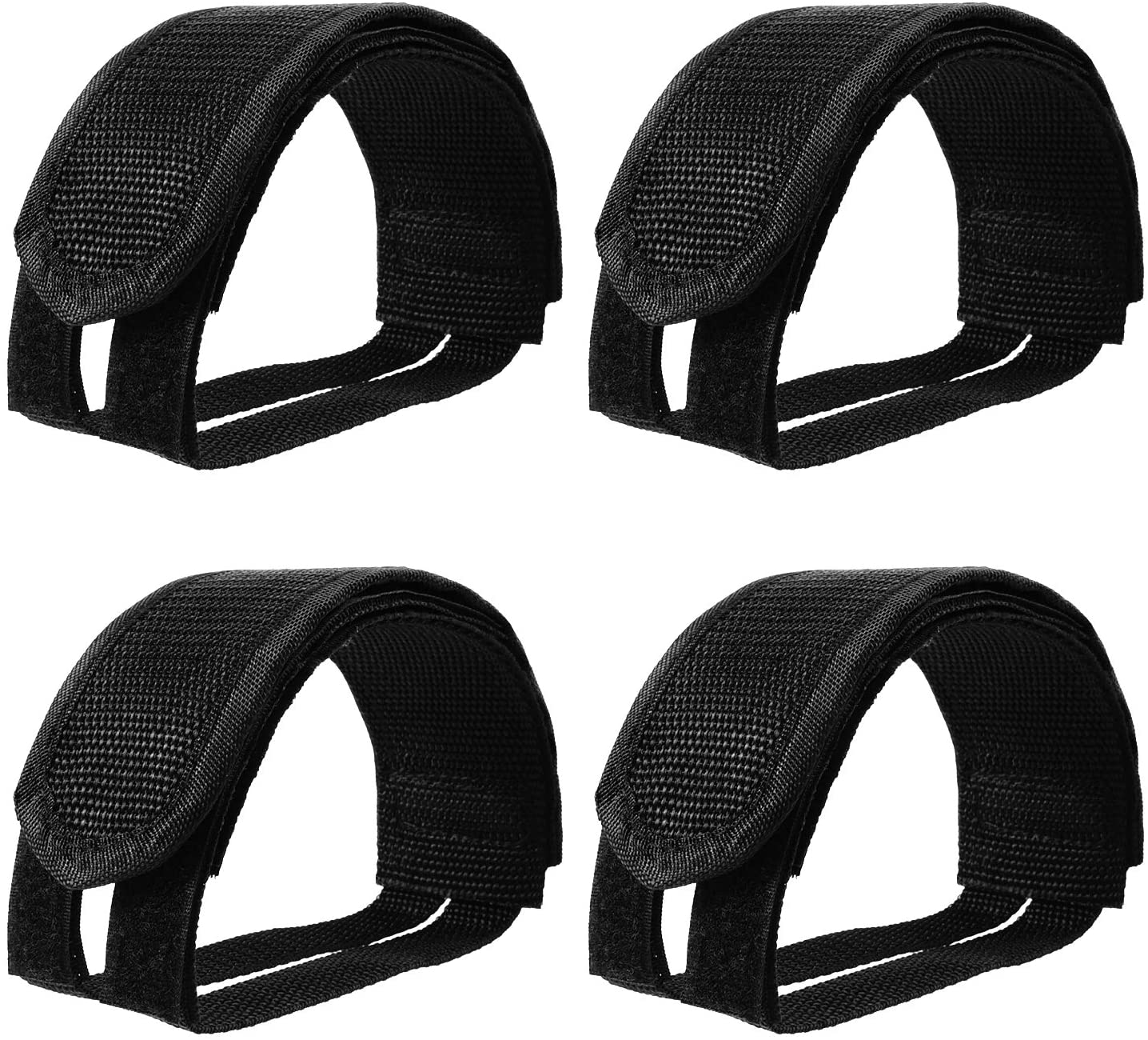 US Bicycle Bike Pedal Bands Feet Clip Road Binding Fixed Strap Double-Sided Tape