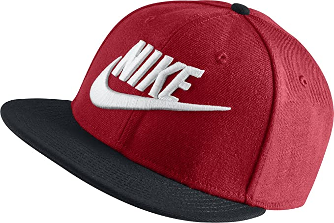 ed2df54cd93 Image Unavailable. Image not available for. Colour  Nike Unisex Futura True  2 Adjustable Snapback ...