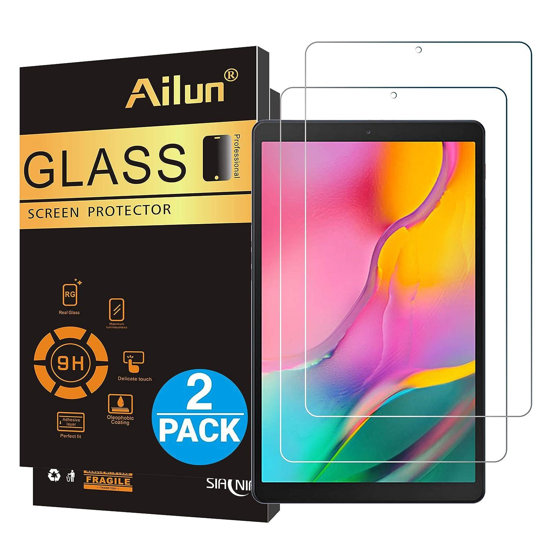 2x Vidrio Templado Para Galaxy Tab A 10.1 2019 Sm-t510/sm-t515