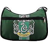 Classic Everyday Hobo Handbag Female Shoulder-to-Crossbody Hobo Bag Harry Potter Theme