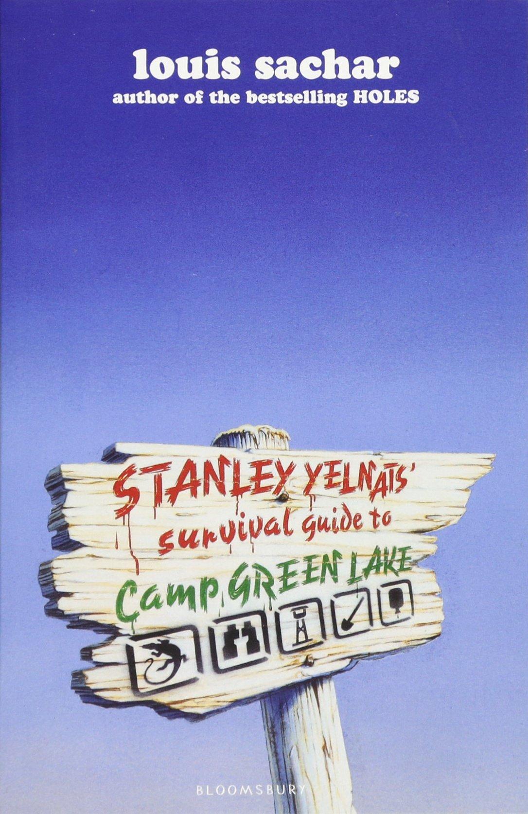 stanley yelnats survival guide to camp green lake louis sachar