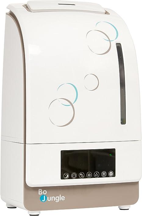Bo Jungle B200600 - Humidificador y purificador digital con mando, unisex: Amazon.es: Bebé