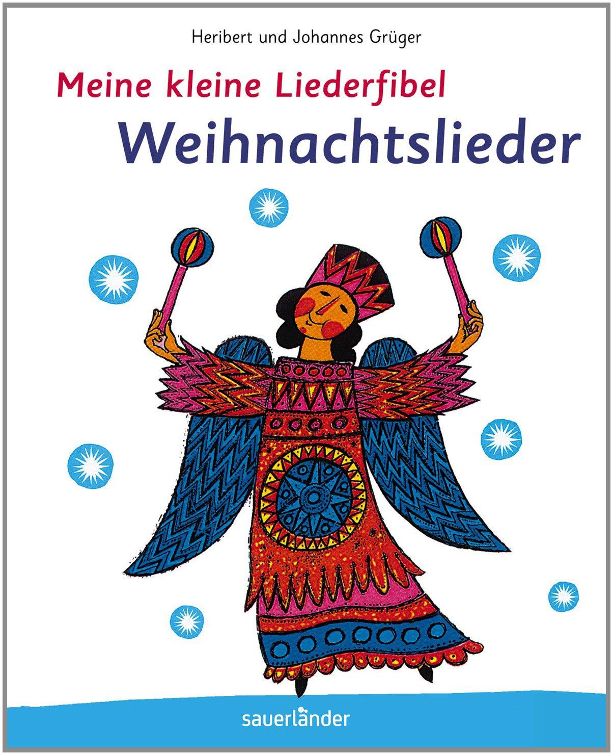 Meine kleine Liederfibel - Weihnachtslieder: Amazon.de: Heribert ...