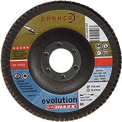 6400rpm C3Shape Dronco 4303810100Osborn perfetto U3universale disco diamantato diametro foro 22.23mm diametro 300mm spessore 3mm 22segmenti