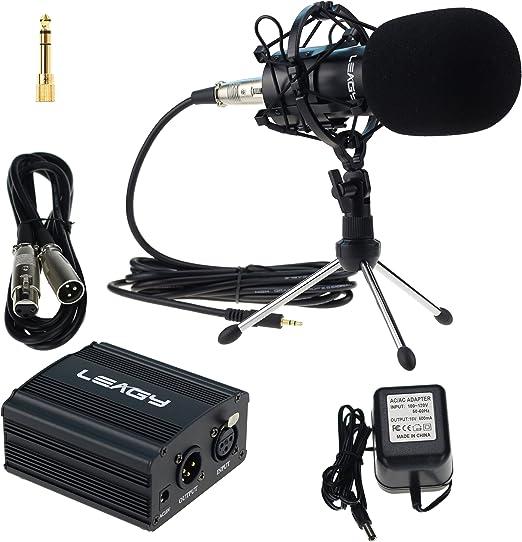 LEAGY L-58 Home Recording Sound Studio