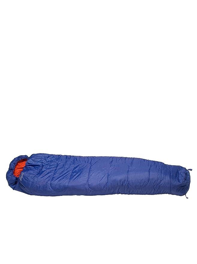 Columbus Saco de Dormir Mummy 200 Azul/Rojo Única: Amazon.es: Deportes y aire libre