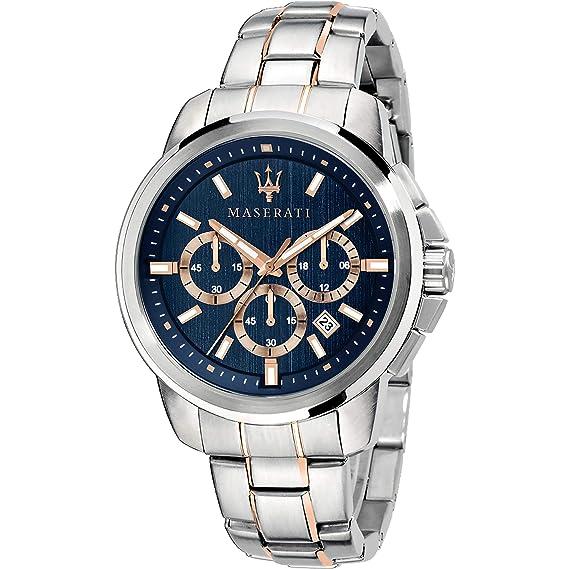 Maserati R8873621008 Reloj de Pulsera para Hombre