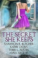 The Secret She Keeps: Four Paranormal Romance Stories Kindle Edition
