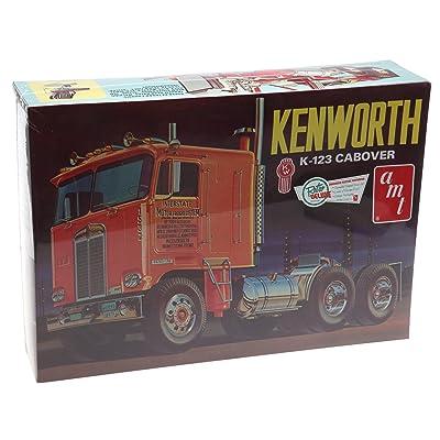 1/25 Kenworth K123 Cabover: Toys & Games