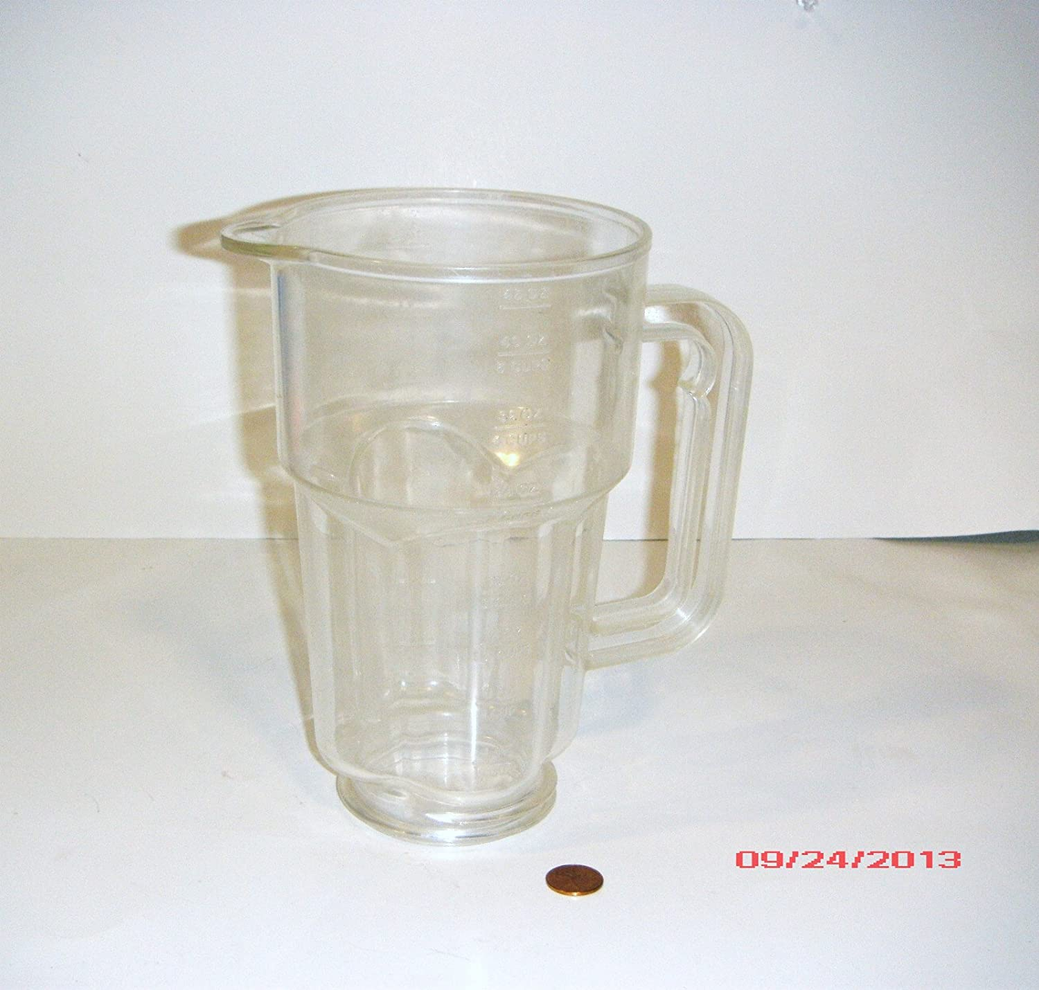 48 Oz Waring 019560-E Container for mmb142 and Cac21 Blenders