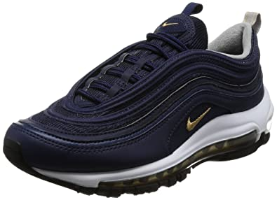 "Nike Air Max 97 OG QS ""Midnight Navy & Metallic Gold"