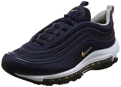 Nike Air Max 97 Ultra 17 (GS) Midnight Navy White Cool Grey