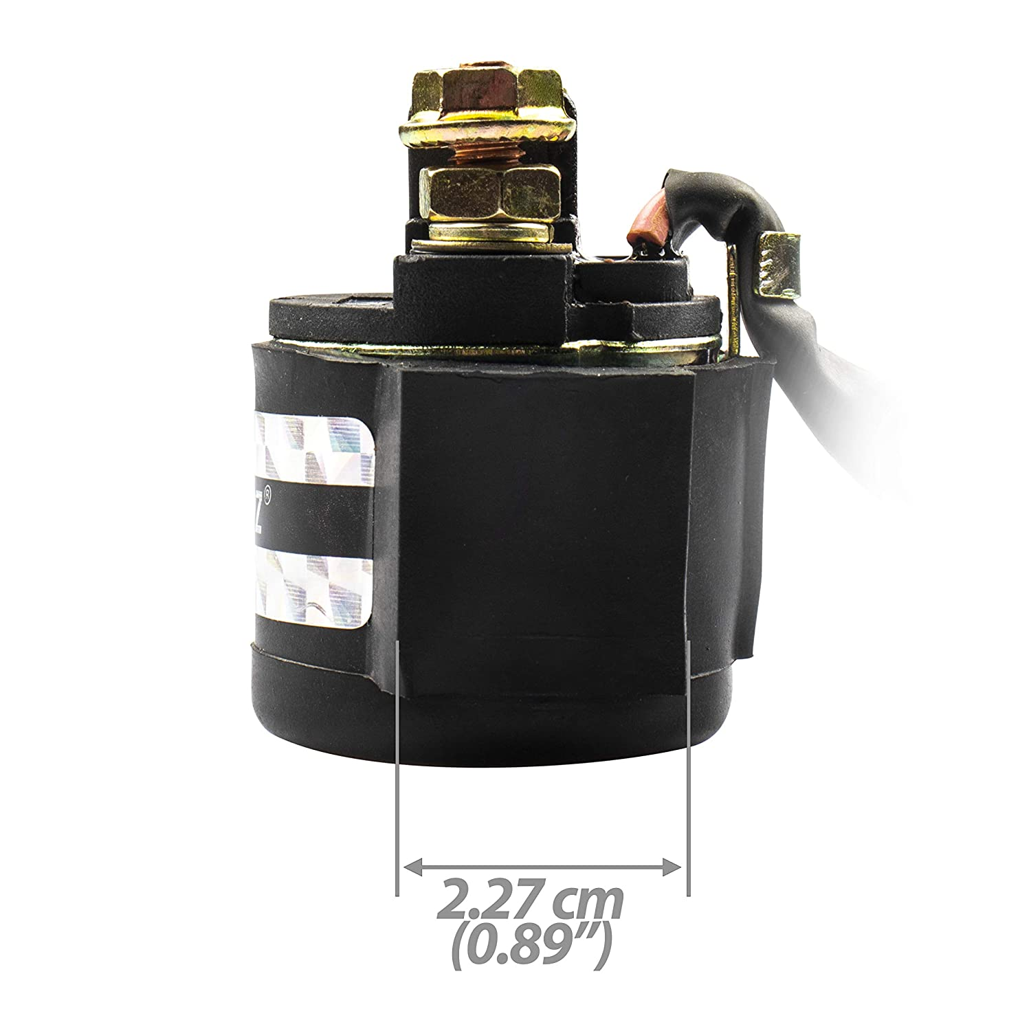 UMPARTS 12V Starter Relay Solenoid Switch Motor for All years TaoTao youth KIDS ATV 4 Wheeler 125cc Tao Tao ATA-125A1 SN2 ATA-125-A1 ATA125A1 ATA 125 A1