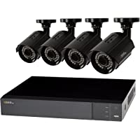 Q-See 8 Channel 4 Cam Security System