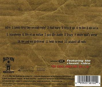 The 7 Day Theory Remastered E Explicit Lyrics
