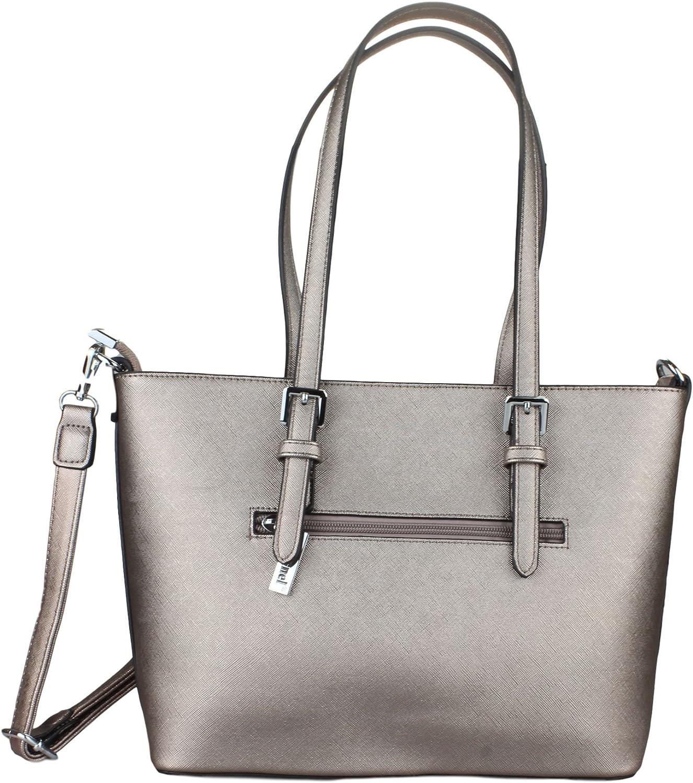 2Store24 Damen HandtascheUmhänge Tasche mit Henkel
