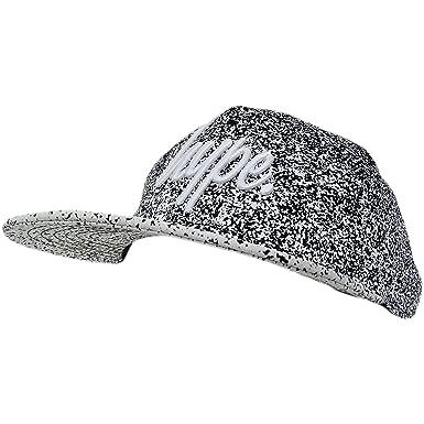 1b7c24dd4fd Hype Black Snapback Cap   Headwear - Speckle Fade  Amazon.co.uk ...