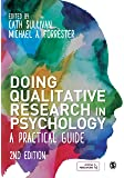 Doing Qualitative Research in Psychology: A Practical Guide 2ed